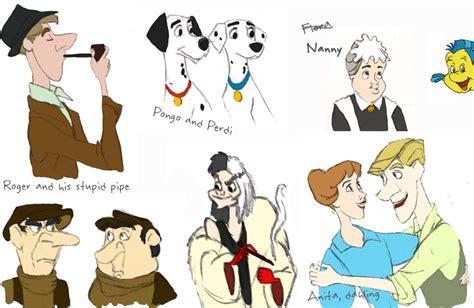 101 dalmatian puppy names 101 dalmatians character names car pictures