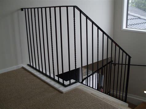Wrought Iron Balustrade Wrought Iron Balustrade On Staircase Balustrade