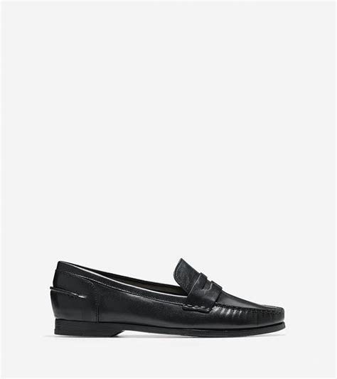 cole haan womens loafer cole haan s pinch grand loafer in black lyst