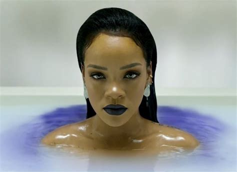 rihanna bathtub rihanna unlocks new anti teaser