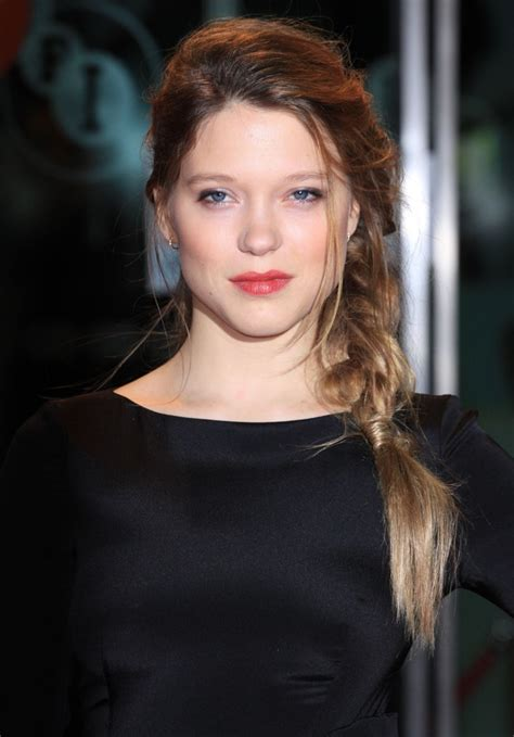 lea seydoux dancing lea seydoux picture 1 the uk premiere mission