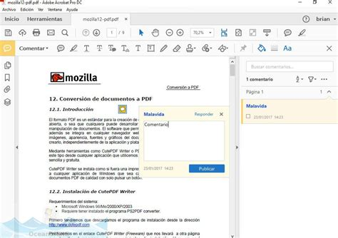 Adobe Acrobat 7 0 Document Free