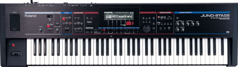 Keyboard Roland Juno Stage roland juno stage 128 voice expandable synthesizer