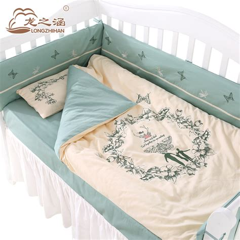 Baby Baby Brand Comforter by Baby Bedding Sets For Cots Cotton Brand 8pcs Infant Crib