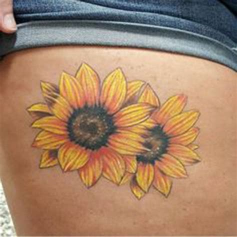 20 unique sunflower tattoos and their mysteries inkdoneright