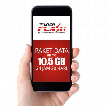 Jam 5 11 Paket telkomsel flash paket data up to 10 5 gb 24 jam 30 hari