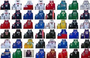 ranking all 30 nba team jerseys trending top lists