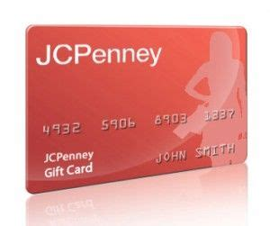 Jcpenney Gift Card Deal - 17 best images about absolutely free gift cards on pinterest great deals the