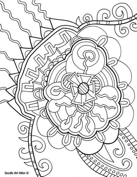 coloring pages doodle art alley welcome to memespp com