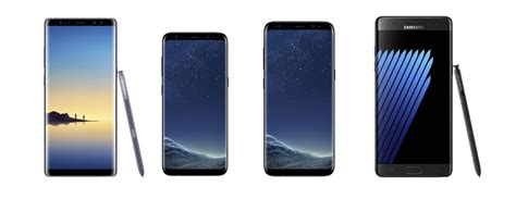 Samsung S8 Note 8 galaxy note 8 vs galaxy s8 vs galaxy s8 vs galaxy note7