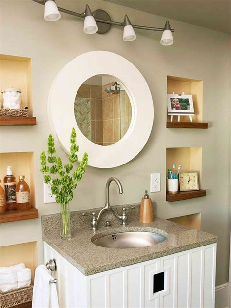bathroom wall niche 17 best images about makeup niches on pinterest shelves