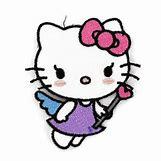 Hello Kitty Purple And Blue | 800 x 800 jpeg 104kB