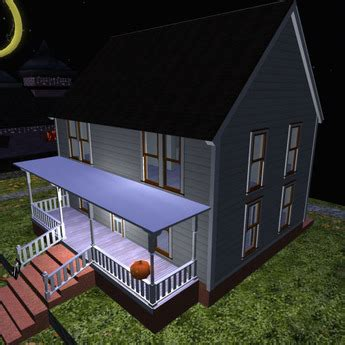 myers house second life marketplace michael myers house halloween 1978
