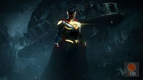 injustice 2 superman wallpapers hd wallpapers id 19595 injustice 2 first 20 minutes of story mode xbox gamer