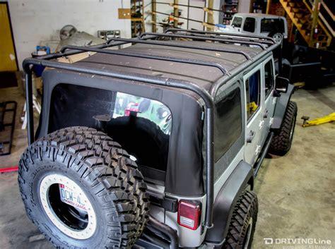 Rubicon Roof Rack by Rack Jeep Wrangler Jk Smittybilt Roof Rack Review