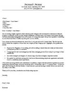 engineer cover letter example sample