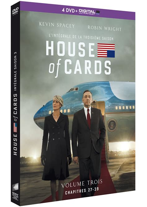 house of cards 3 concours la saison 3 de house of cards 1 dvd et 2 blu