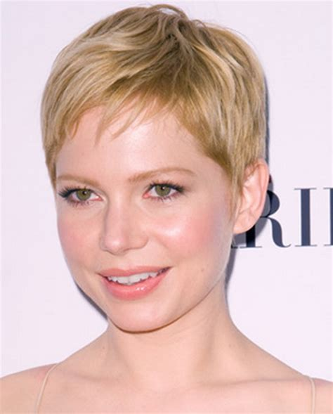haircuts for thick hair and fat face short hairstyle for round face women