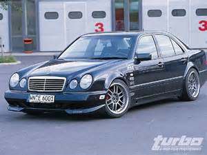 Mercedes 1999 E430 1999 Mercedes E430 Mkb Motorsports Germany Turbo