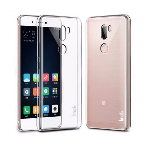 Imak 2 Ultra Thin For Xiaomi Mi Mix imak 2 ultra thin for xiaomi mi5s plus transparent jakartanotebook