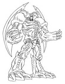 yugioh coloring pages free printable yugioh coloring pages for