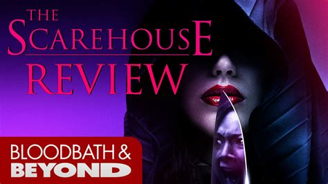 scare house the scarehouse 2015 horror review