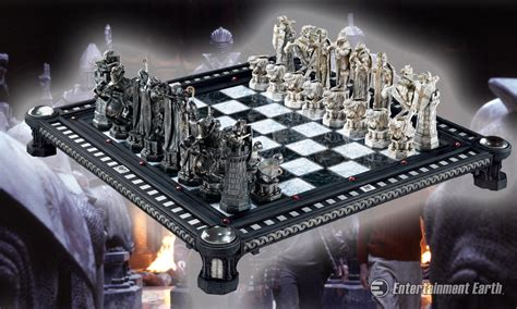 Chess Table Amazon Image Gallery Harry Potter Chess Set
