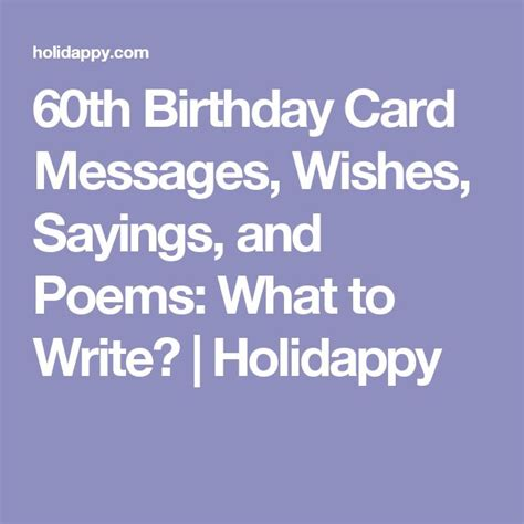 60th Birthday Card Wording 1000 Ideas About 60th Birthday Cards On Pinterest 80th