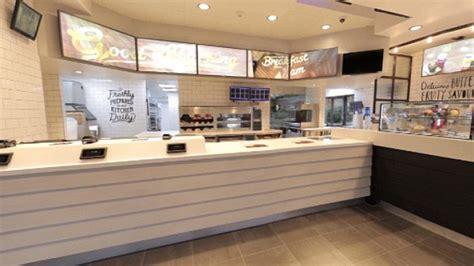 kfc kitchen layout plan kfc unveils new store designs featuring brick walls