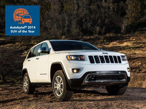 Jeep Grand Hybrid Autobytel 2014 Suv Of The Year Jeep Grand