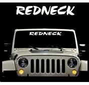 Redneck Decals  Wwwgalleryhipcom The Hippest Pics