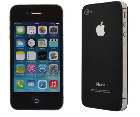Iphone 4 Cdma By Rohanishop apple iphone 4 8gb verizon page plus straighttalk ios
