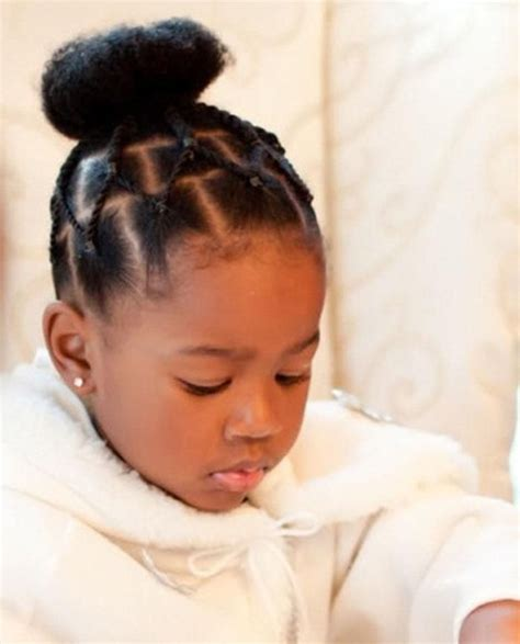 Children Hairstyles by 25 Best Ideas About Black Hairstyles On