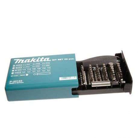 Batterie Ryobi 2466 by Makita Coffret D Embouts 36 Embouts Porte Embout