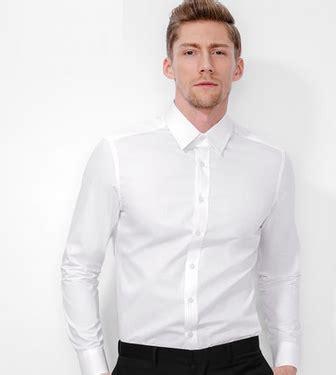 Sale Gj115 594 Denim Shirt basic white cotton button shirt