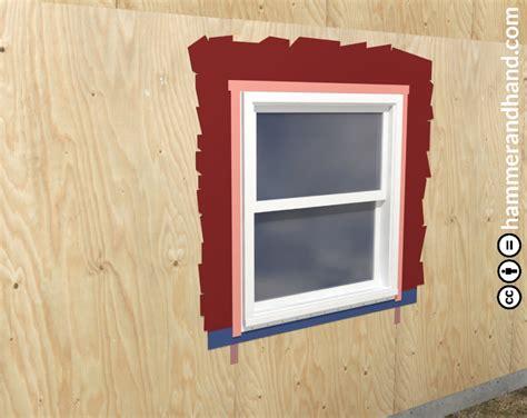 Window Sill Filler New Window Installation Best Practices Manual Hammer