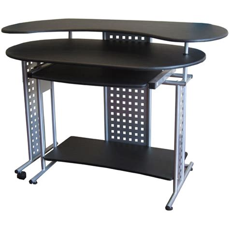 expandable computer desk comfort products regallo expandable computer desk