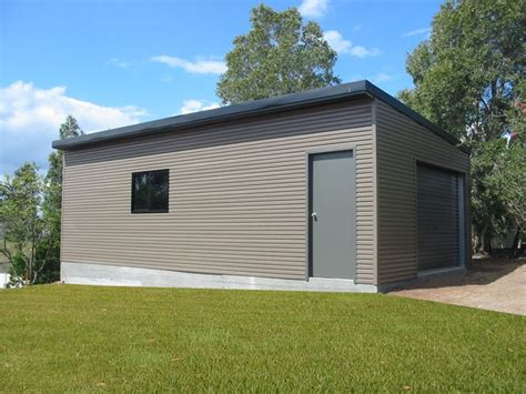 Allgal Sheds by Eaves Allgal Building Options Sydney Central Coast