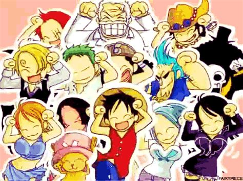 imagenes de one piece kawaii onepiece gif find share on giphy