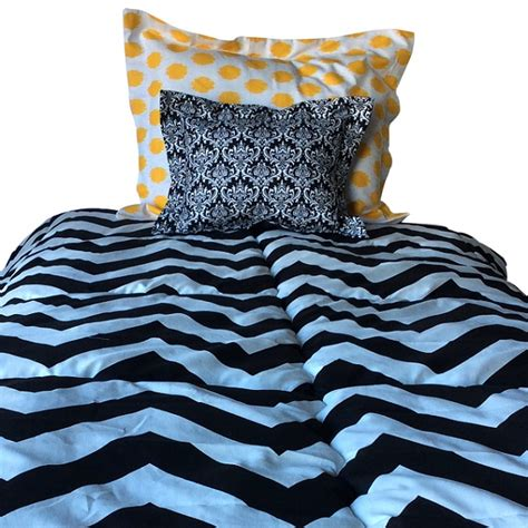 Bunk Bed Blankets Zippy Bunk Bed Hugger Wide Chevron Bedding For Bunks