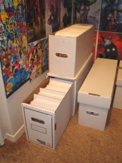 comic drawer boxes comic box drawers images