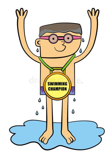 clipart nuoto cione di nuoto illustrazione di stock illustrazione di