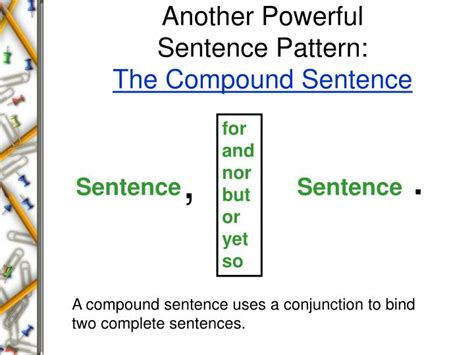 sentence pattern exercises ppt sentence pattern and types ppt sentence types powerpoint