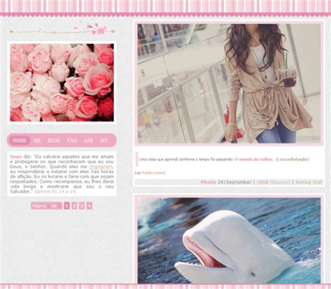 themes tumblr free html photoscape brushes 4 themes feminino para tumblr