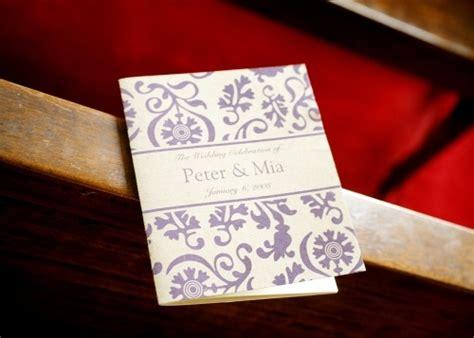wedding missalette layout missalette the little things pinterest manila tags