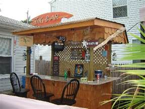 Backyard Tiki Bar Ideas Backyard Decorations Decoration Ideas