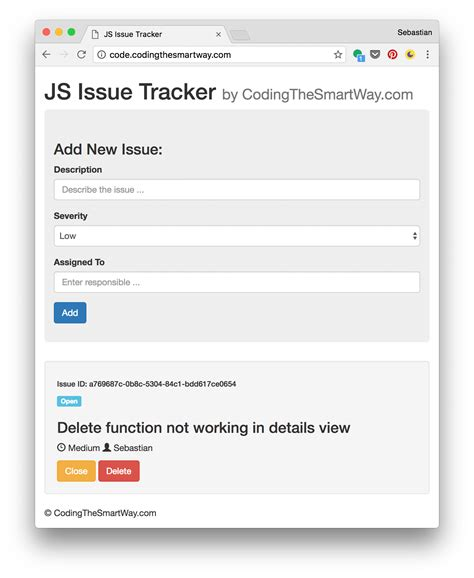 javascript pattern builder pure javascript building a real world application from