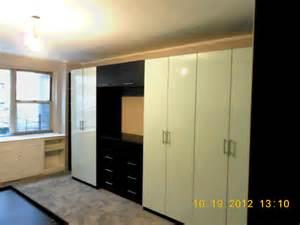 Wardrobe Wall Unit Furniture Corner Wardrobe Cabinets In White