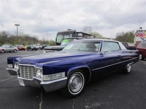 69 cadillac coupe for sale buy used 69 caddy coupe show car low low