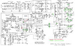 схемы импульсных блоков питания на uc3842